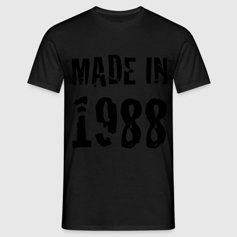 Made In 1988 T-Shirts - Men's T-Shirt