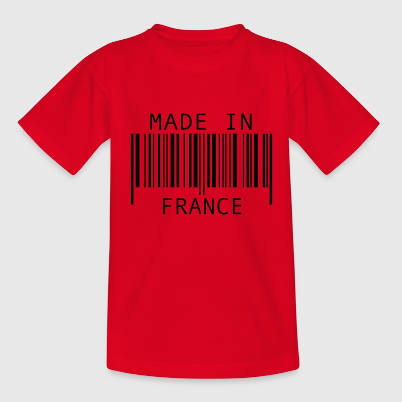 Made in France T-shirts Enfants - T-shirt Ado
