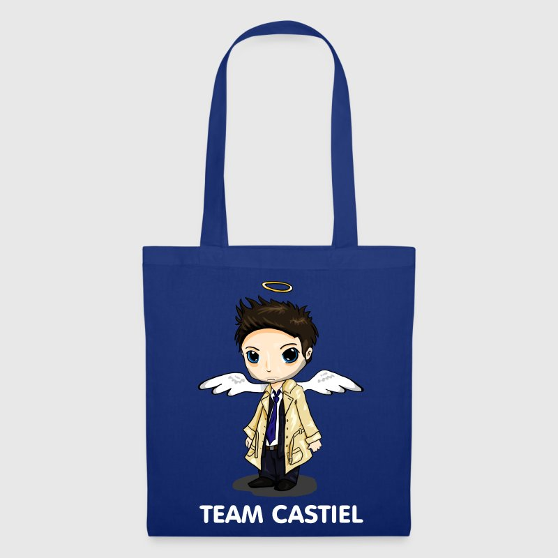 Team Castiel (dark) Bags  - Tote Bag