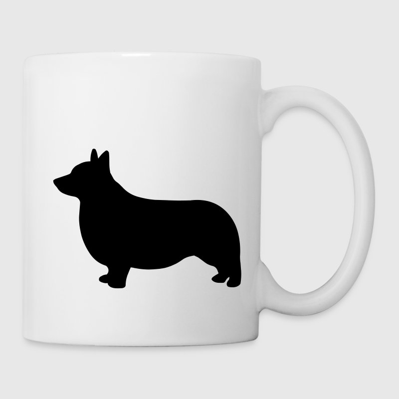 Corgi Dog - Mugg