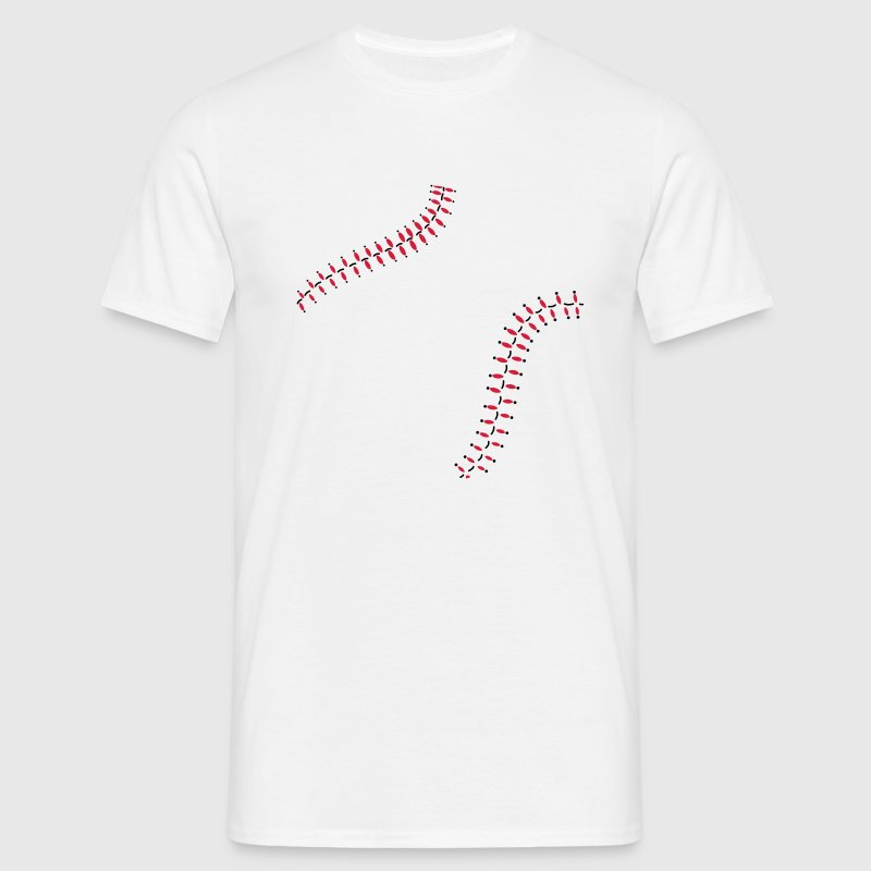 baseball2_t_11 T-Shirts - Men's T-Shirt