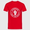Liverpool Keep Faith - T - Men's T-Shirt
