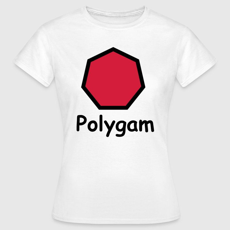 Polygame - T-shirt Femme