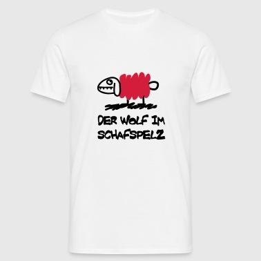 suchbegriff 39 schafspelz 39 geschenke online bestellen spreadshirt. Black Bedroom Furniture Sets. Home Design Ideas