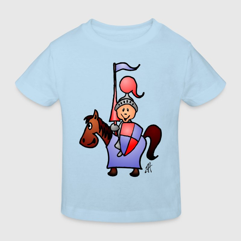 Chevalier  - T-shirt Bio Enfant