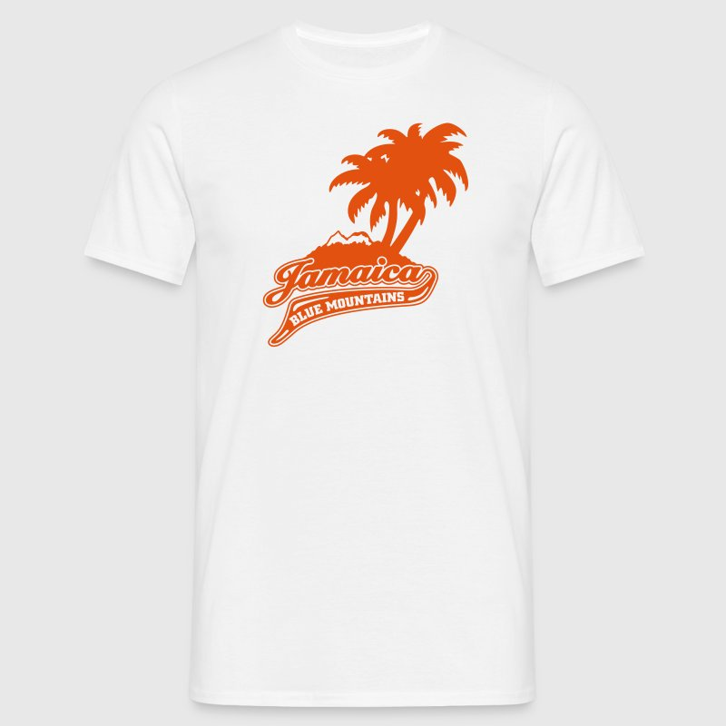 jamaica_blue_mountains T-Shirts - Männer T-Shirt
