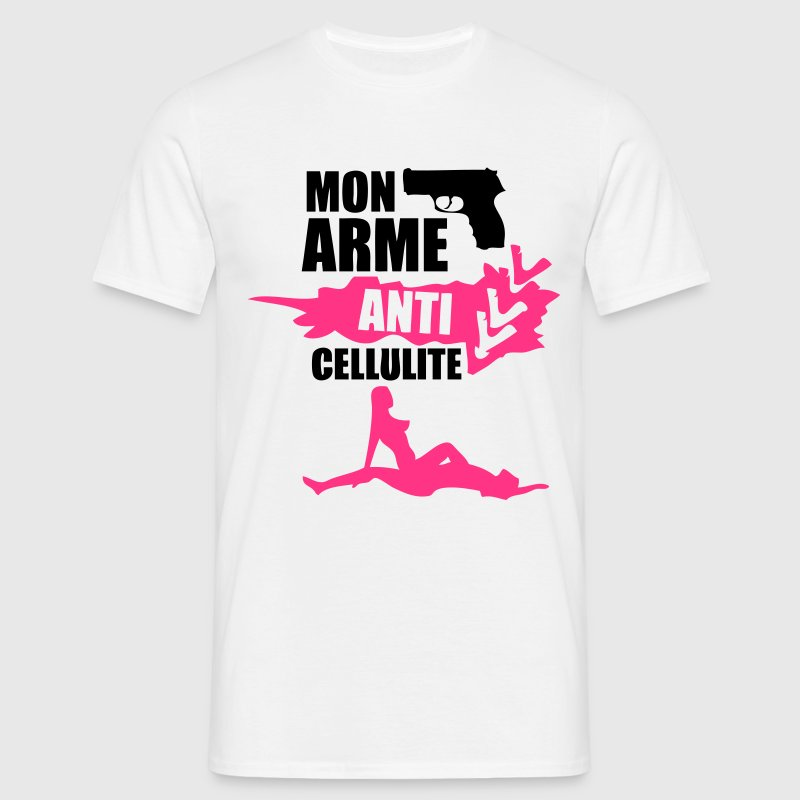 arme anti cellulite Tee shirts - T-shirt Homme