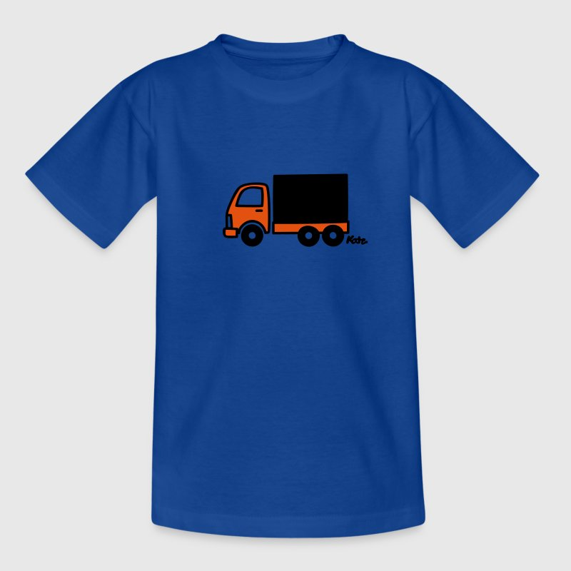 Lastauto Kinder T-Shirts - Teenager T-Shirt