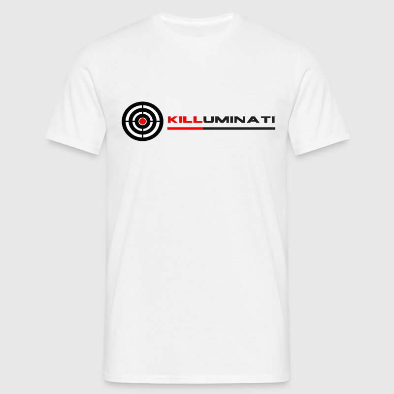 Killuminati T-Shirts - Men's T-Shirt