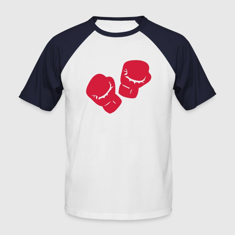 gant boxe boxing Tee shirts - T-shirt baseball manches courtes Homme