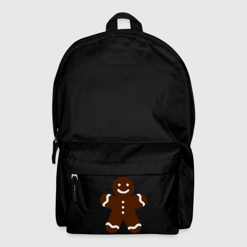 Red Gingerbread Bags  - Backpack