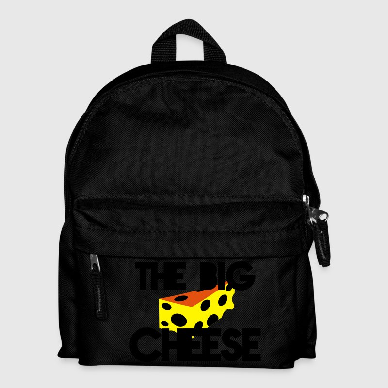 THE BIG CHEESE with swiss cheese (BOSS design) Bags  - Kids' Backpack