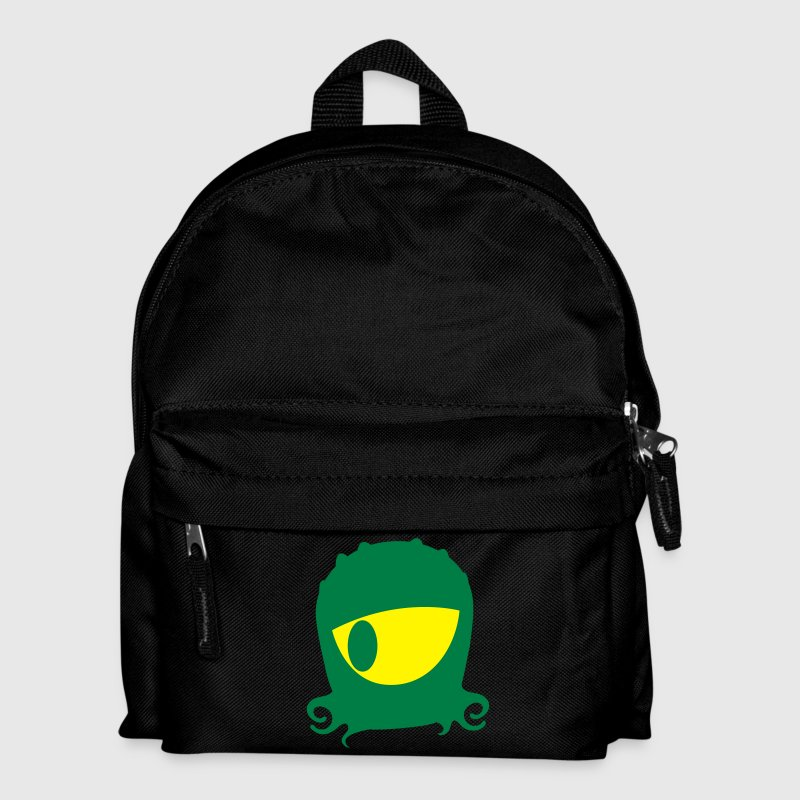 GREEN KRAKEN ocean sea tentacle monster ALIEN! Bags  - Kids' Backpack