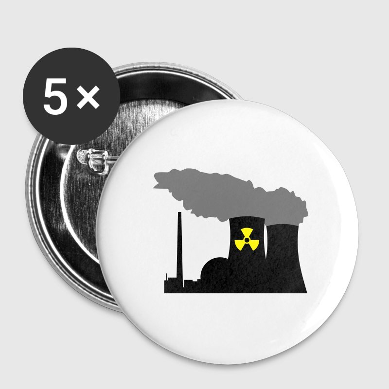 Nuclear Power (Vector) - Chapa grande 56 mm