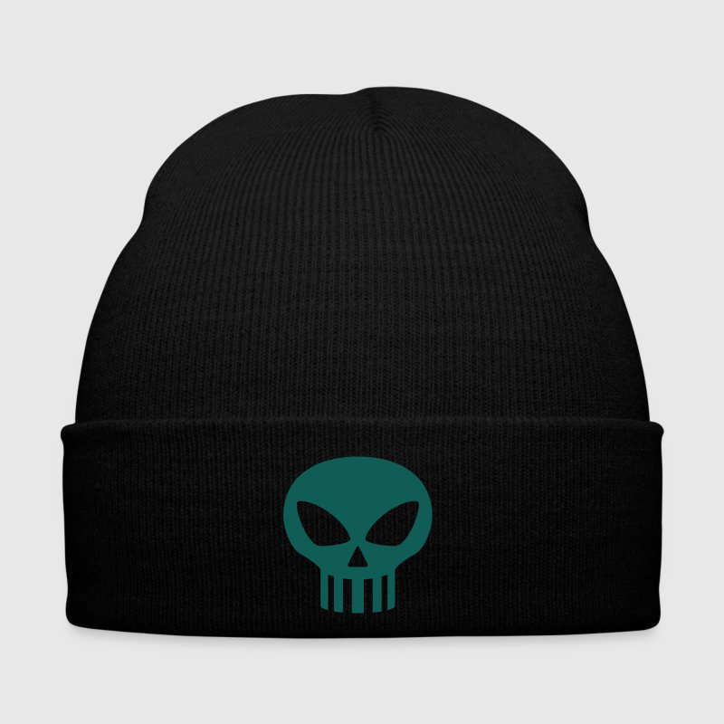 Vector Skull Winter Cap - Winter Hat