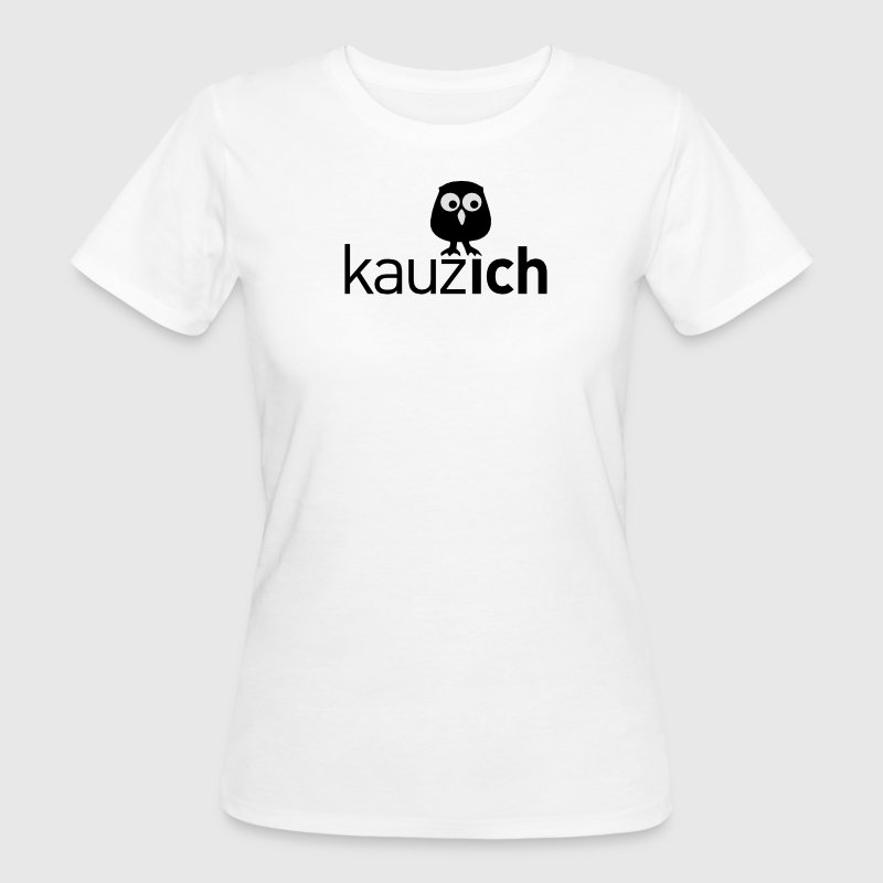 kauzich for women - Frauen Bio-T-Shirt