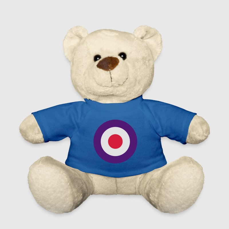 Mod Target United Kingdom Großbritannien Rollerfahrer Scooter Run Beatmusik Teddies - Teddy Bear