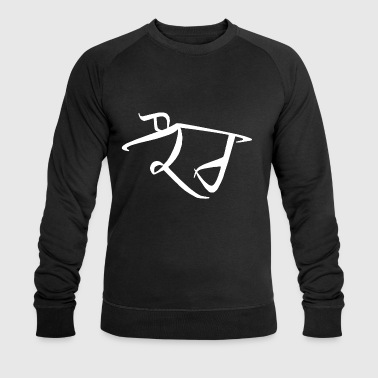 kaur in punjabi - Men's Organic Sweatshirt by Stanley & Stella