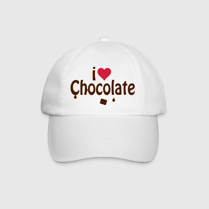 I love chocolate Gorras - Gorra béisbol