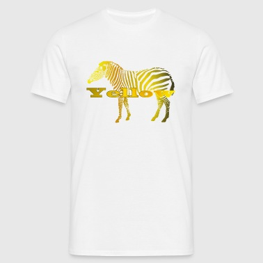 YellowZebra - Männer T-Shirt