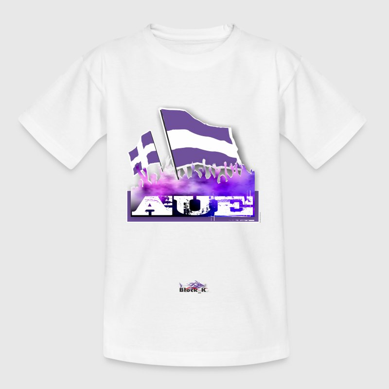 Erzgebirge Aue all4one Kinder T-Shirts - Teenager T-Shirt