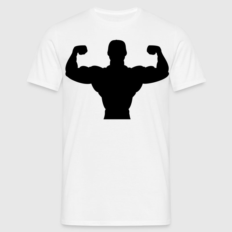 bodybuilder sport fitness muscle T-Shirts - Men's T-Shirt