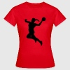 Handball female - Frauen T-Shirt