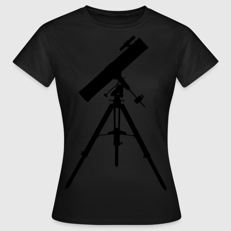 telescope profession T-shirt - Maglietta da donna