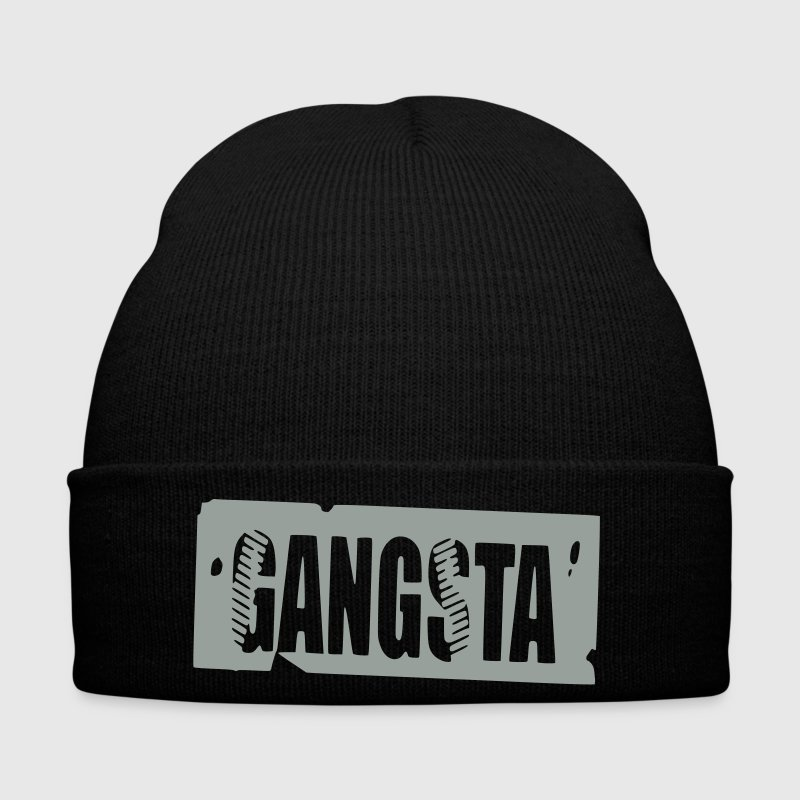 gangsta Caps & Hats - Winter Hat