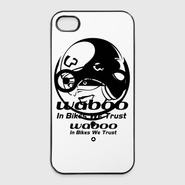 Waboo Bike Sweat-shirts - Coque rigide iPhone 4/4s
