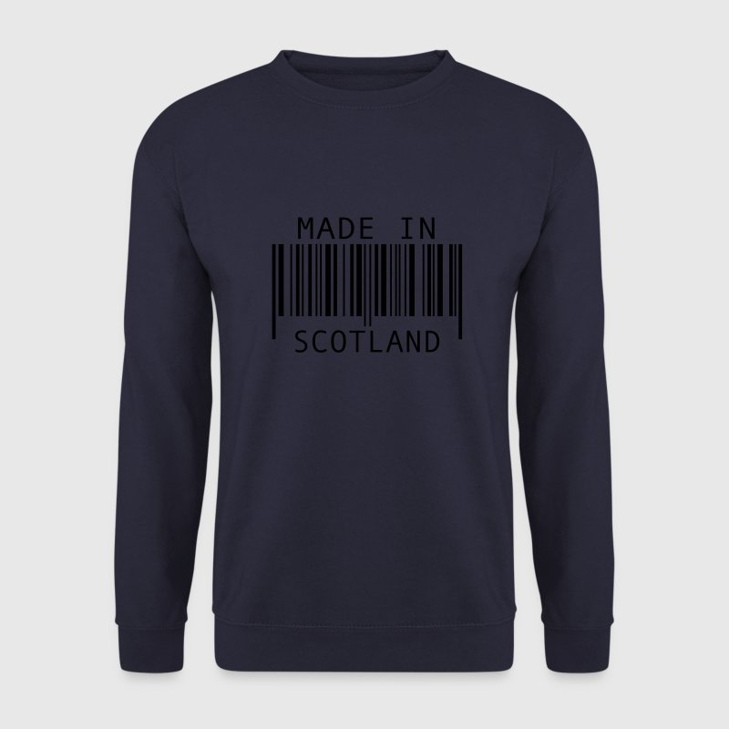 Made in Scotland Hoodies & Sweatshirts - Men's Sweatshirt