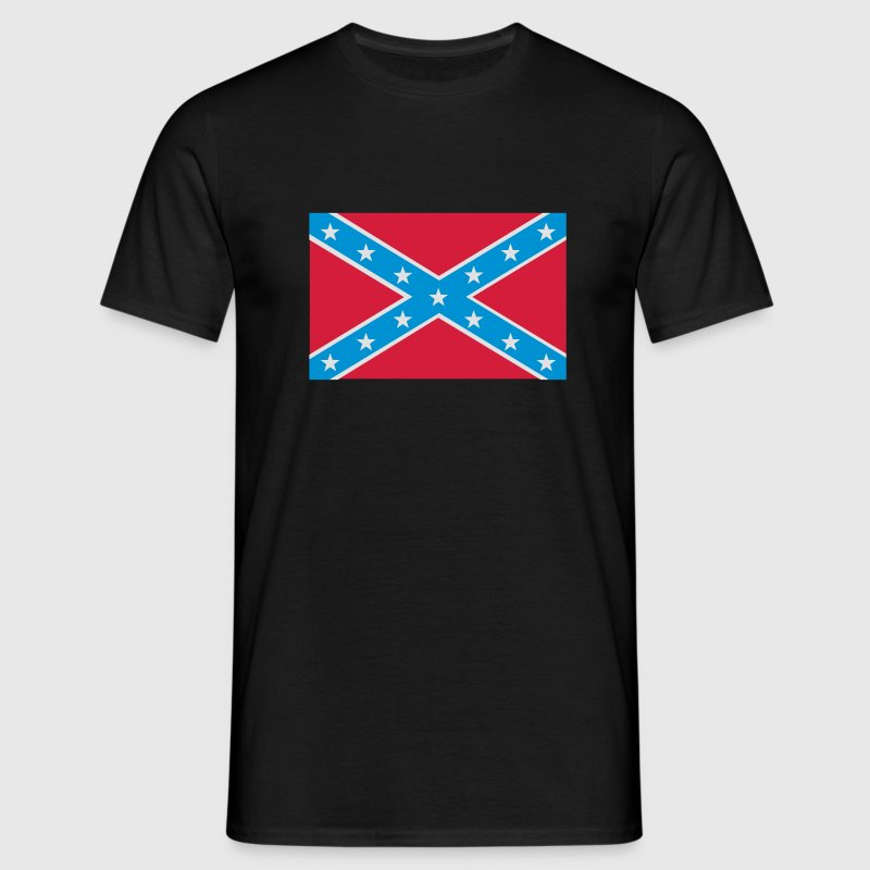 Confederate Flag T-Shirts - Men's T-Shirt