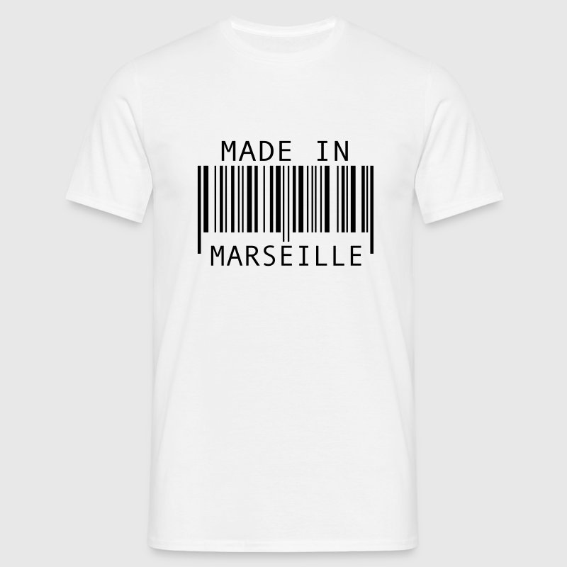 Made in Marseille Tee shirts - T-shirt Homme