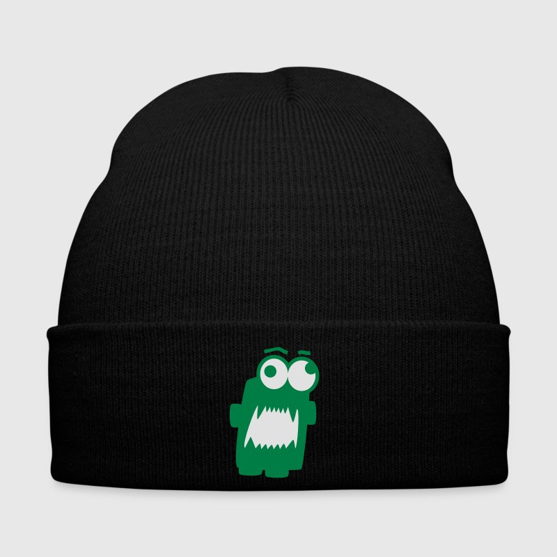 Cute little monster annoying Franky Caps & Hats - Winter Hat