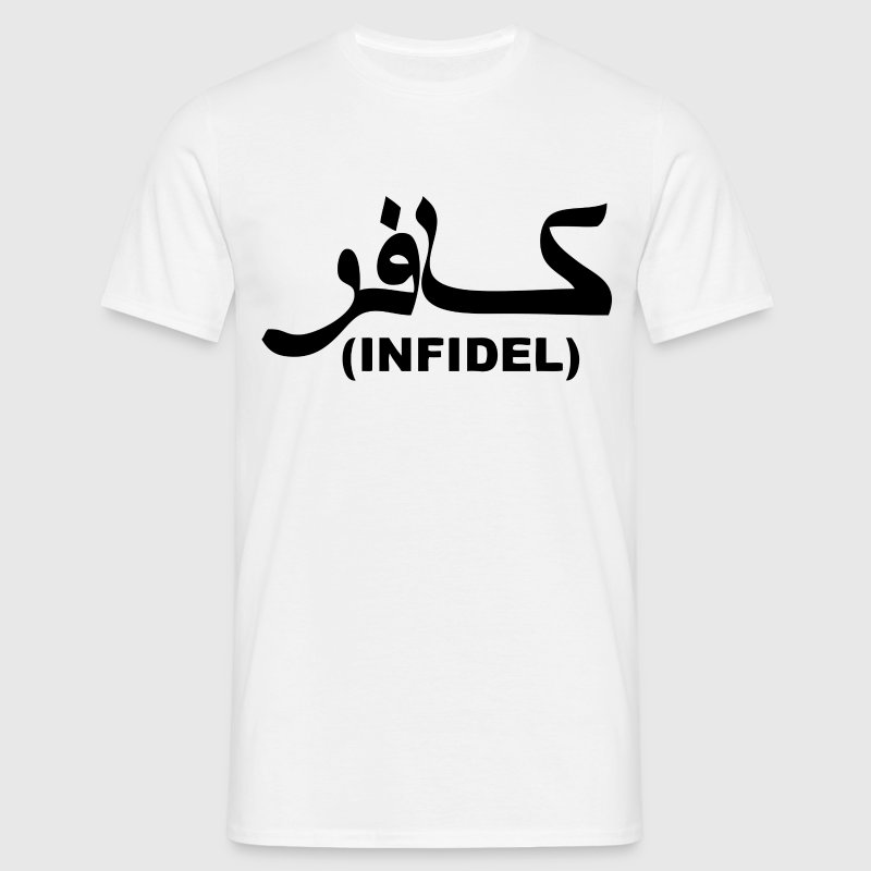 INFIDEL (Akhmed The Dead Terrorist) Tee shirts - T-shirt Homme