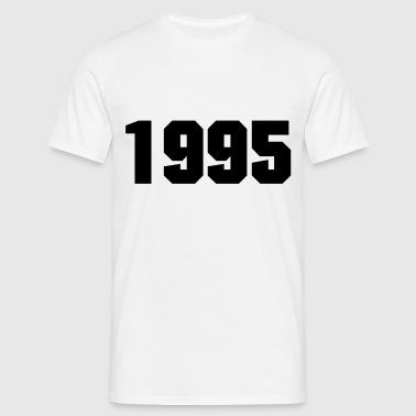 1995 sweat - T-shirt Homme