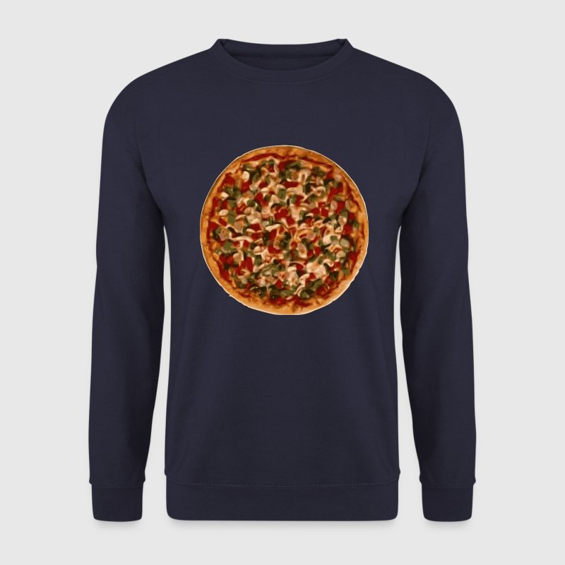 Pizza Sweaters - Mannen sweater