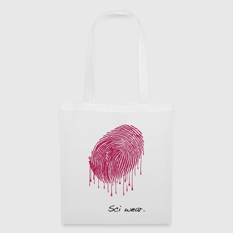 Fingerprint (bag) - Tote Bag