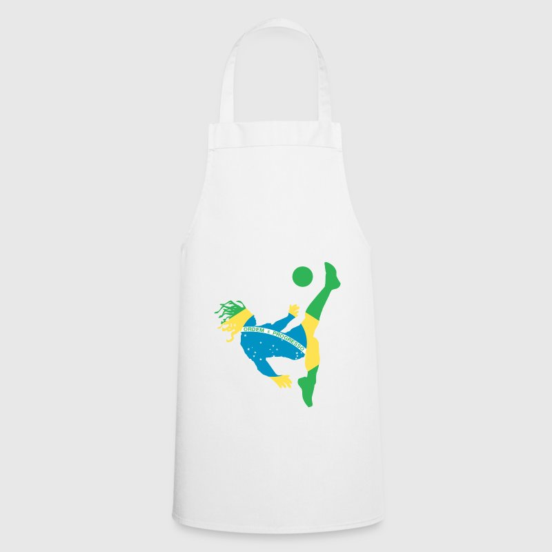 Soccer Brazil - Cooking Apron