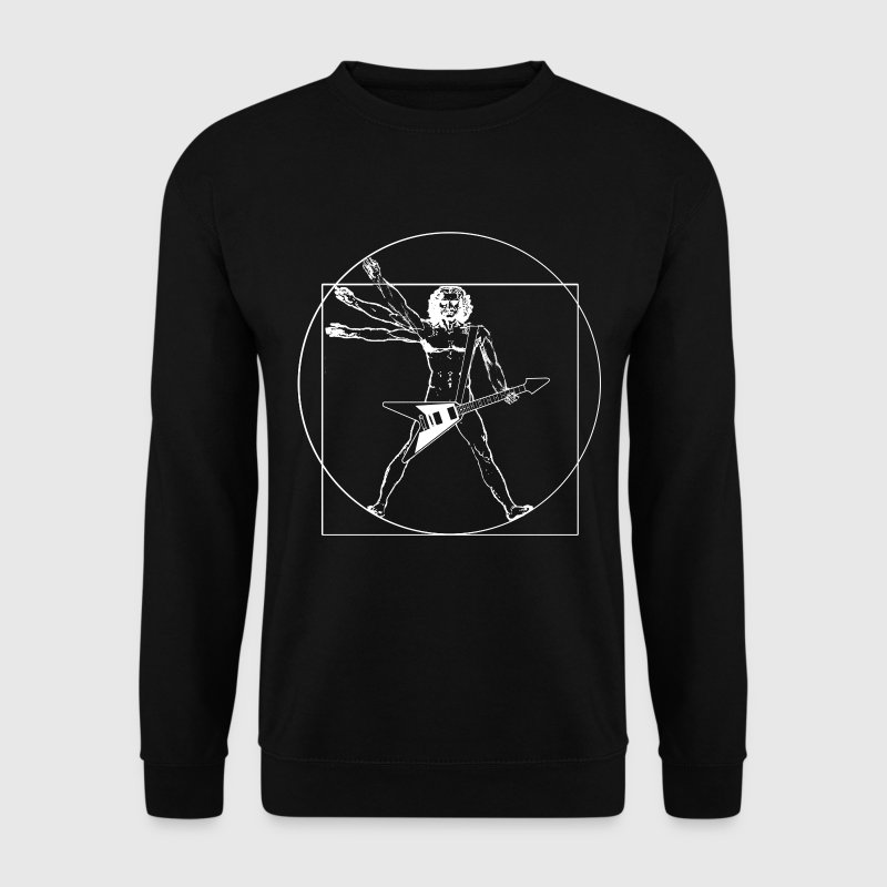 da vinci rocks Sweat-shirts - Sweat-shirt Homme