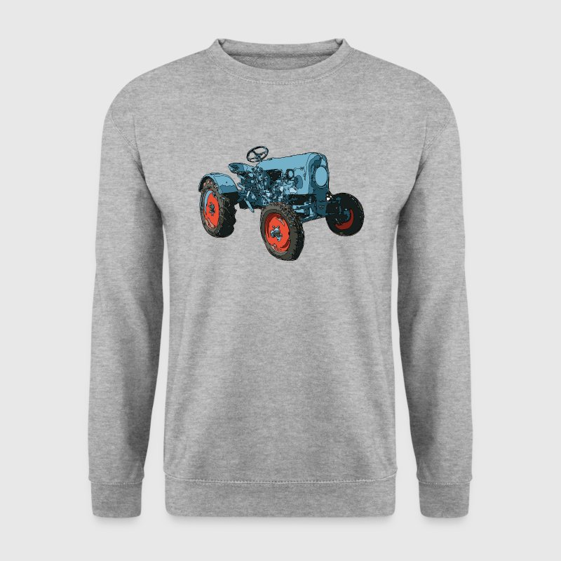 tracteur Sweat-shirts - Sweat-shirt Homme