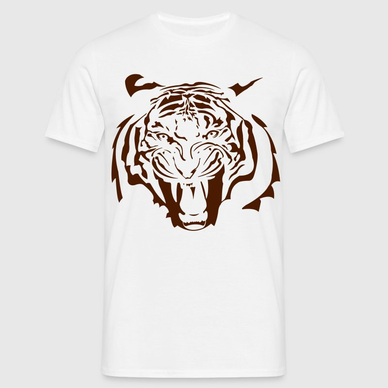 le tigre Tee shirts - T-shirt Homme