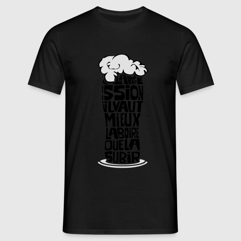 To Beer or not to beer T-Shirts - Men's T-Shirt