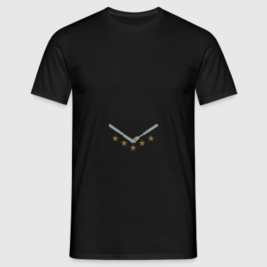 knife_and_fork Tasker - Herre-T-shirt
