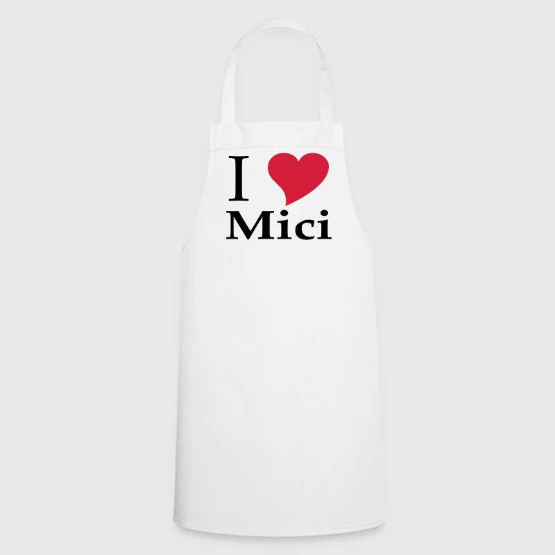 I love Mici - The national dish in Romania - Cooking Apron
