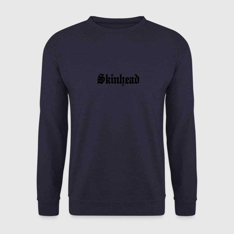 1 colors - Skinhead My Way of Life Skinheads Bootboys Rudeboys Skins Oi! Sweat-shirts - Sweat-shirt Homme