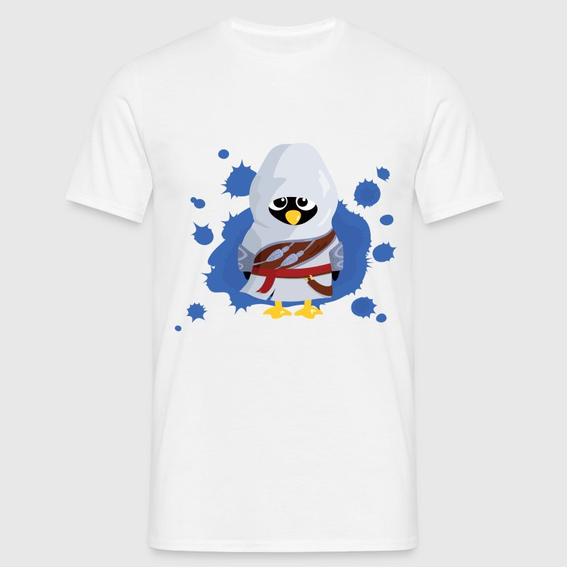 Pingouin's creed Tee shirts - T-shirt Homme
