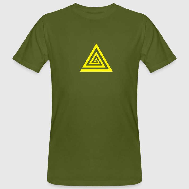 KAHUNA Protection Symbol, Vector, Reiki, Healing, Symbol, Sign, Powerful, Energy, Symbol, Sign, Icon. Please activate your symbol! T-Shirts - Men's Organic T-shirt
