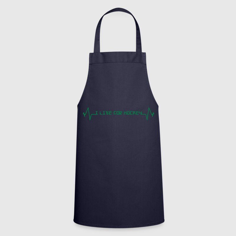 I Live For Hockey  Aprons - Cooking Apron