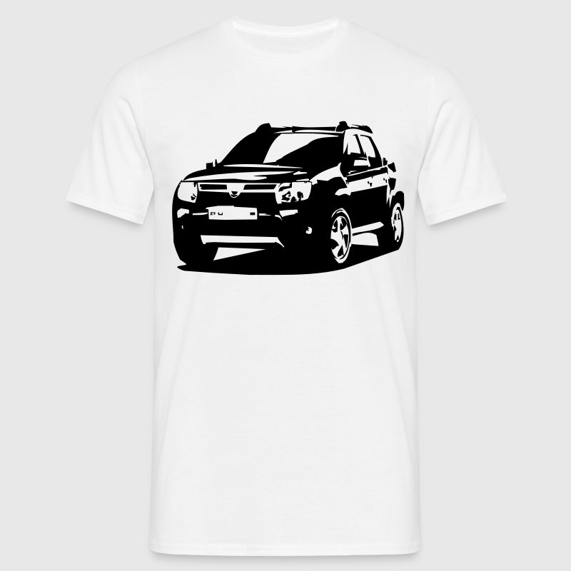 dacia duster - Men's T-Shirt